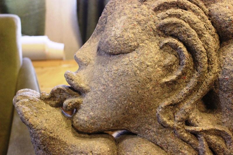 скульптура из эковаты