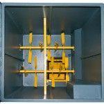 Уралэкомастер-650 вид изнутри
