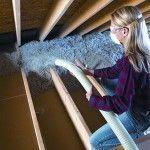 Эковата: эффективное утепление чердаков и чердачных перекрытий